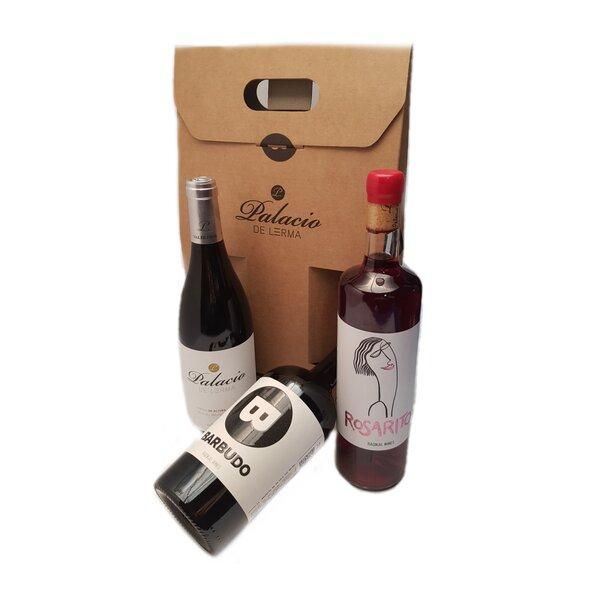 lote regalo navidad winexperience